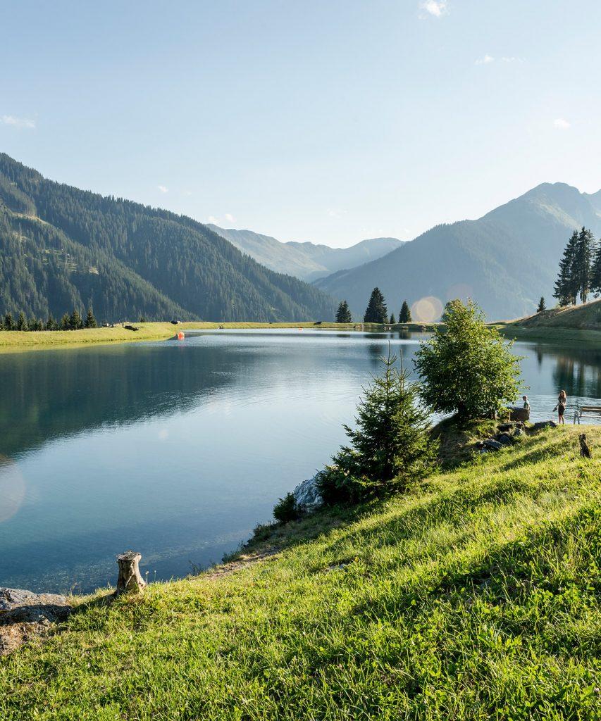 Sommerurlaub in Saalbach-Hinterglemm