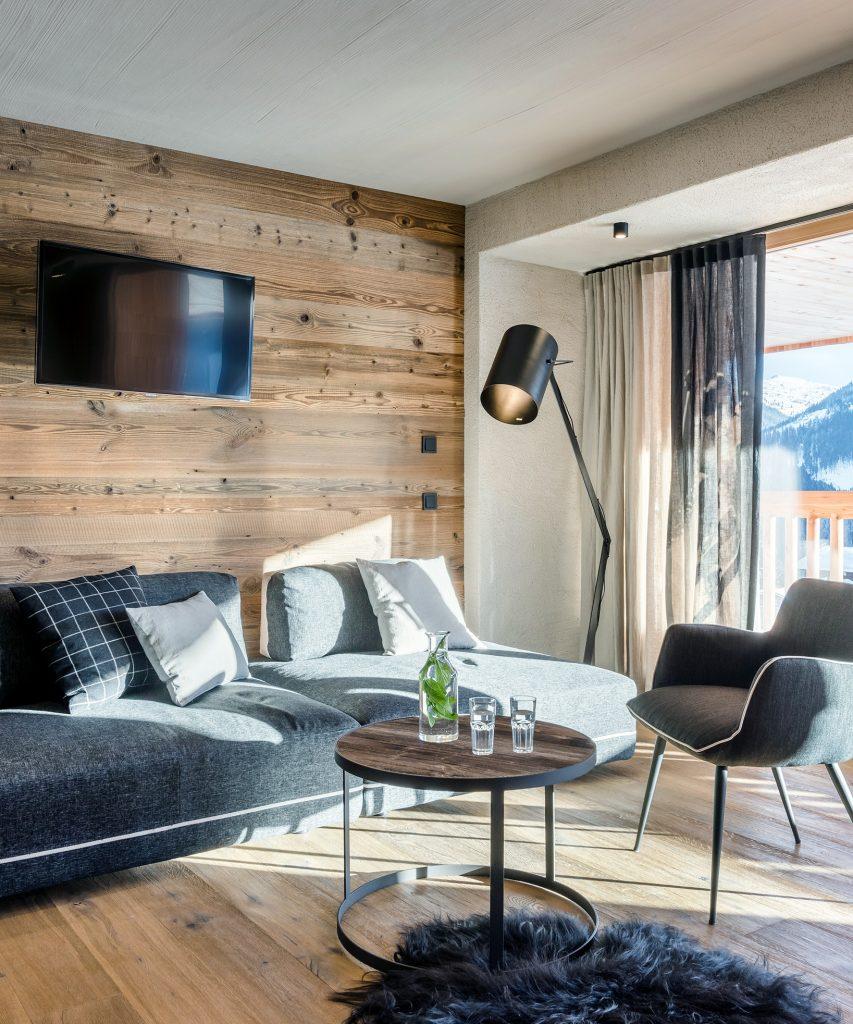 Sommerurlaub im Appartement in Saalbach-Hinterglemm