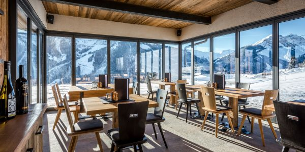 Alpen Restaurant in Saalbach-Hinterglemm