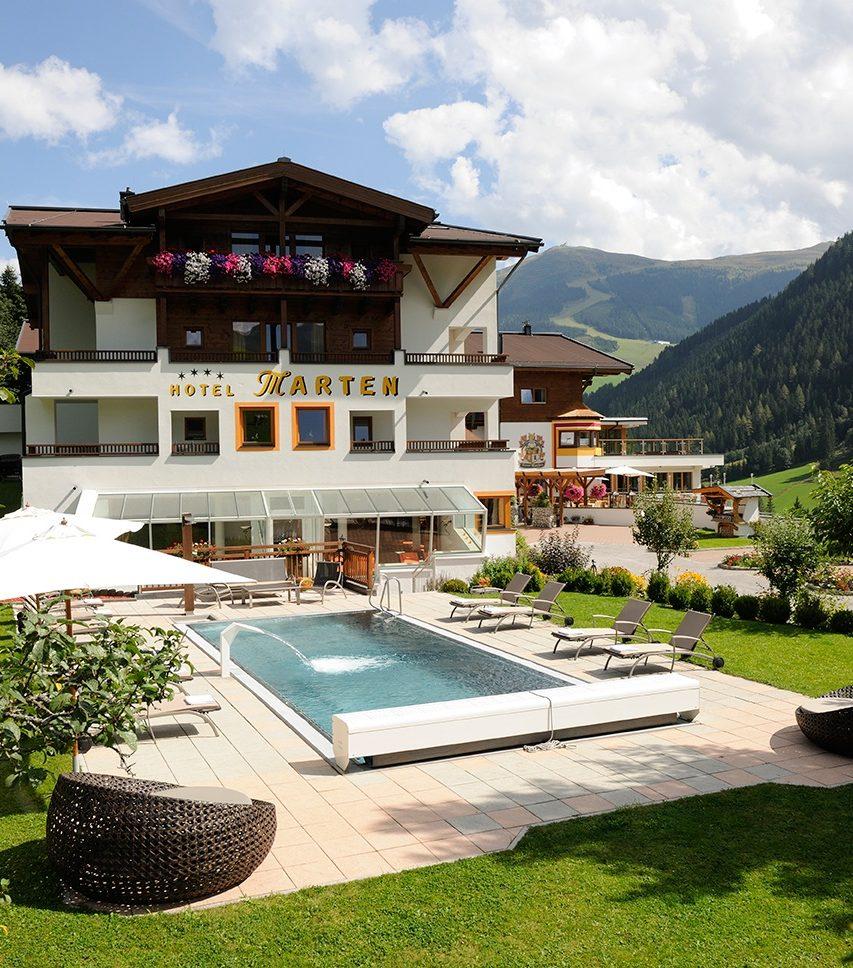 Sommerurlaub im Hotel in Saalbach-Hinterglemm