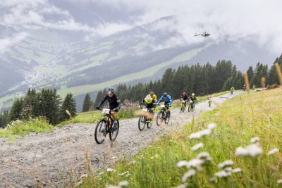 World Games of Mountainbiking Hotel Marten