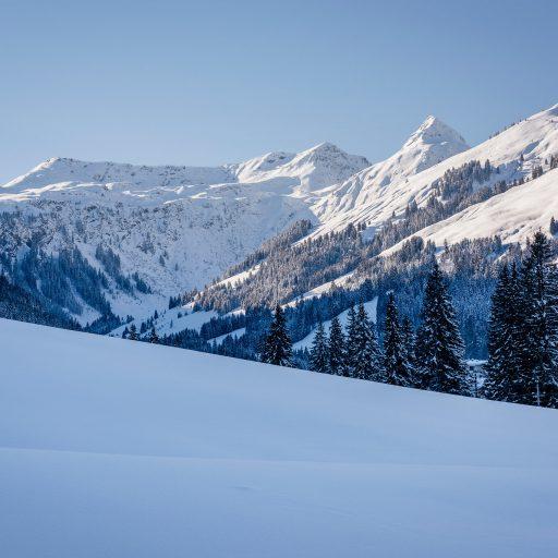 Berge im Salzburger Land