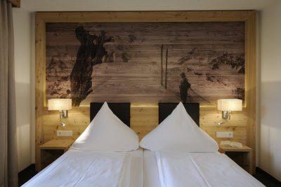 Urlaub im Doppelzimmer im Hotel