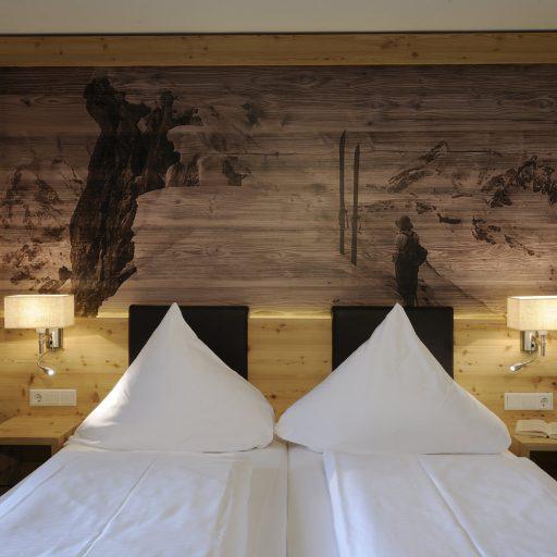 Doppelzimmer Hotel Marten in Saalbach-Hinterglemm