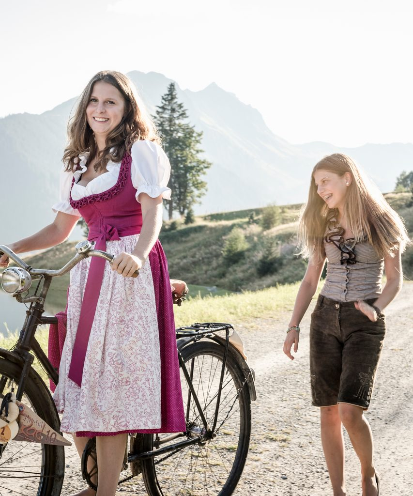 Urlaub mit Fahrrad in Saalbach-Hinterglemm