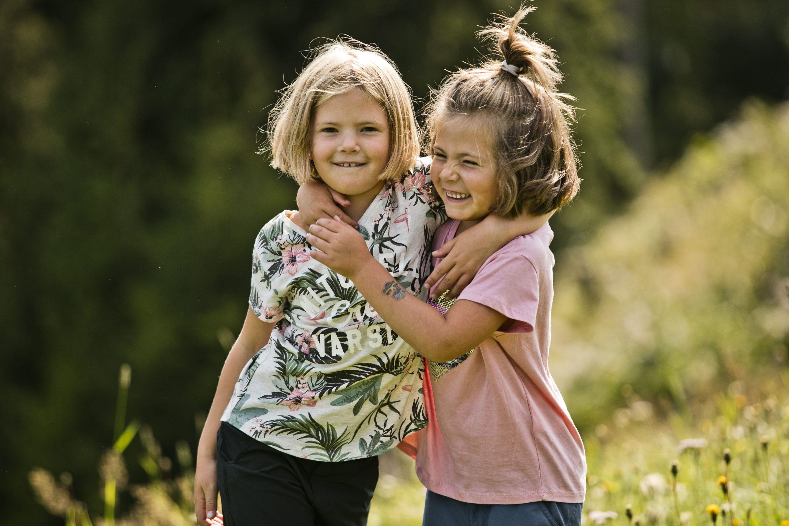Urlaub mit Kindern in Österreich