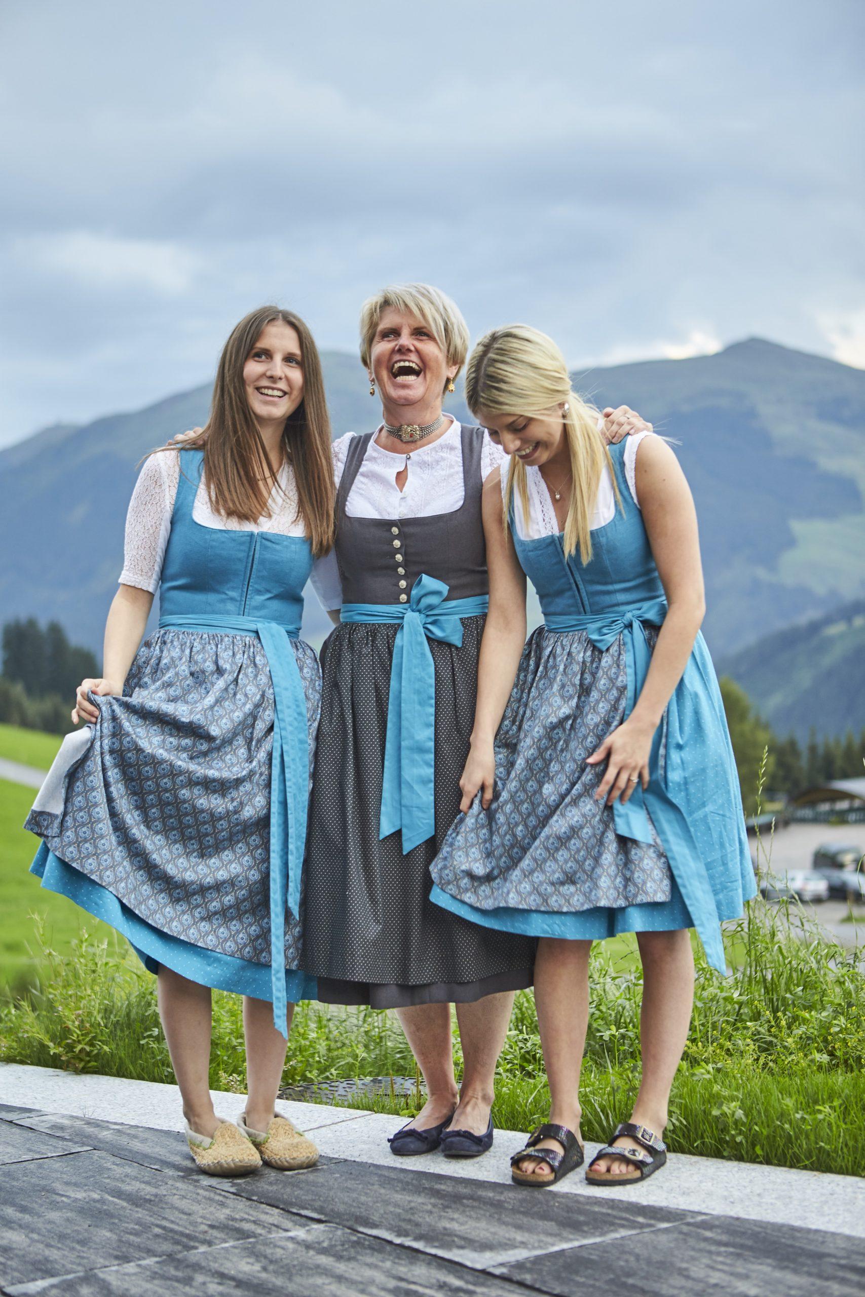 Hotel Team in Saalbach-Hinterglemm