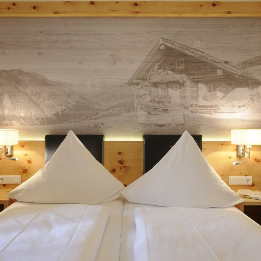 Suite in Hotel im Salzburger Land