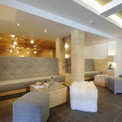 Hotel Lobby in Saalbach-Hinterglemm