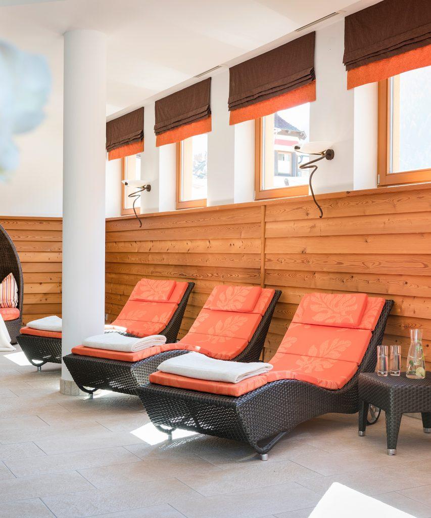 Wellness im Hotel Marten