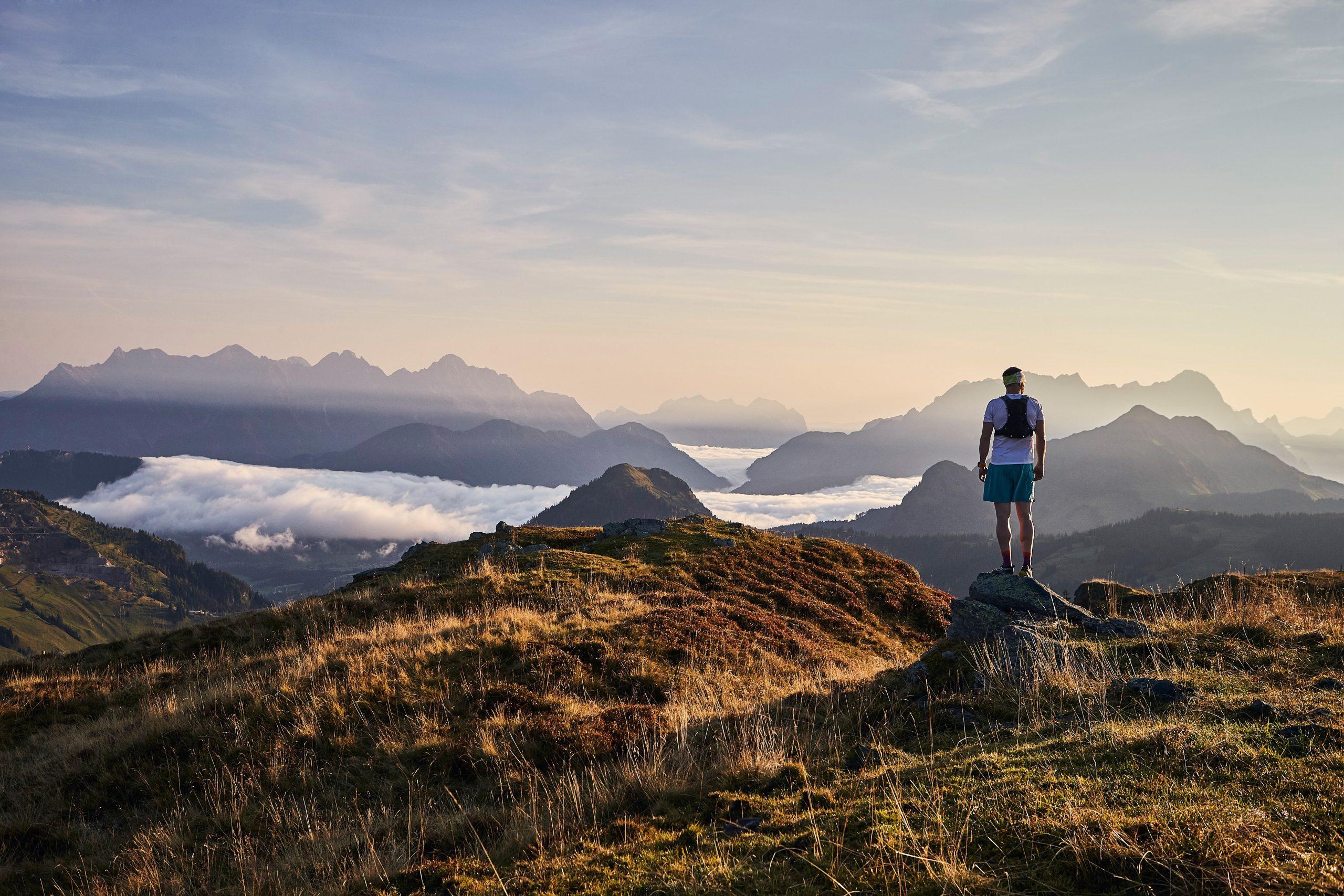 Trailrunning in Saalbach-Hinterglemm